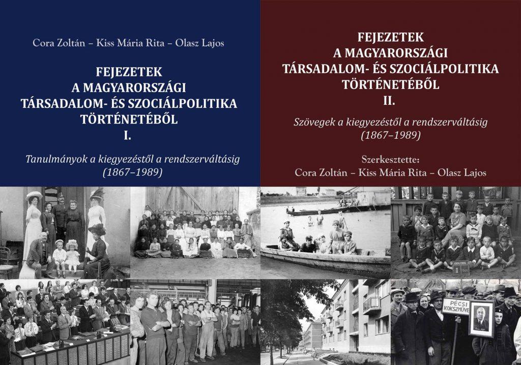 3_2 Cora-Kiss-Olasz_Fejezetek a magyarországi társadalom és szociálpolitika történetéből